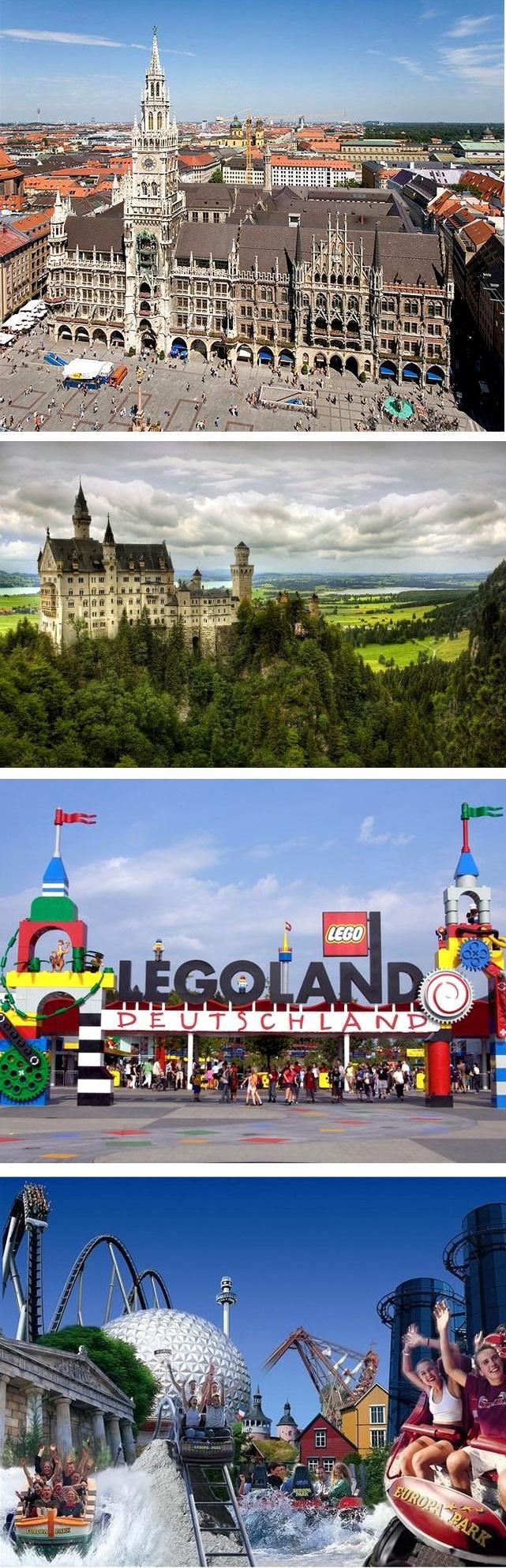 германия семейный отдых