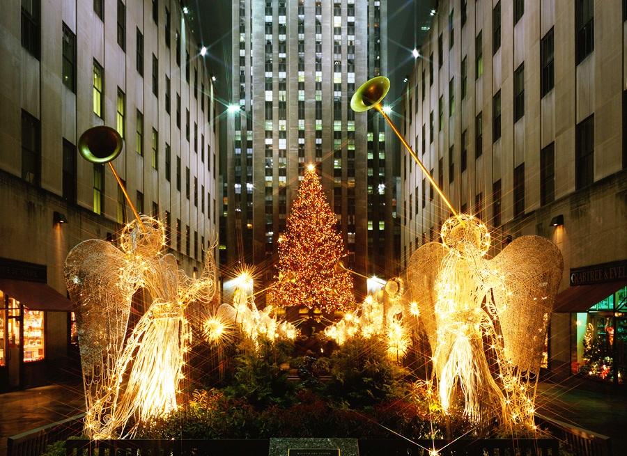Новогодние каникулы в США