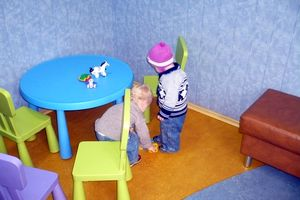 комната матери и ребенка внуково2
