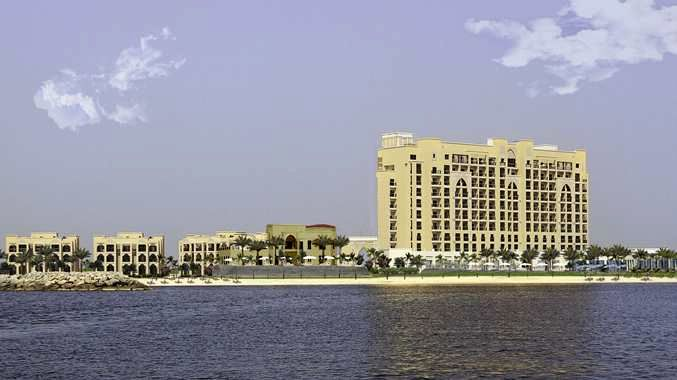 doubletree by hilton marjan island resort & spa