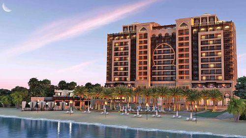 Долгожданное открытие отеля AJMAN SARAY 5* в ОАЭ...