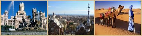 Испания марокко древний путь