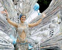 карнавал на тенерефе