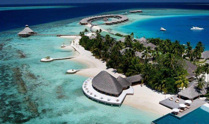 Мальдивы. Подарок к 8 марта! 35500 руб./чел!