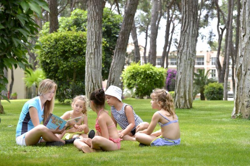 Turquoise Resort Hotel & Spa 5*- ваш семейный отдых на 5!