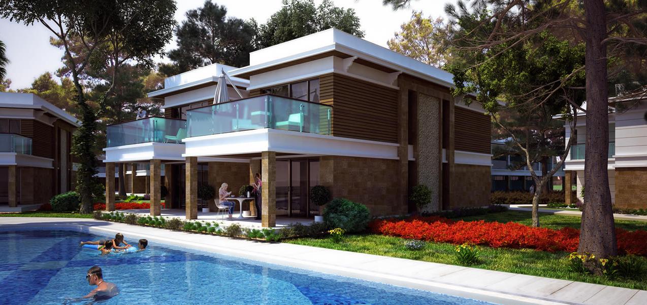 Новый отель в Турции Nirvana Lagoon Villas Suites & SPA5*