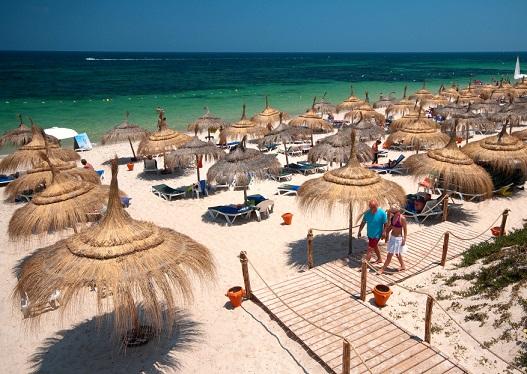 тунис дессоле