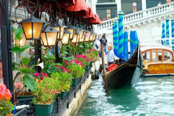 """Венеция. Прямой регулярный рейс """"Трансаэро"""""""