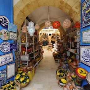 1пляж туниса
