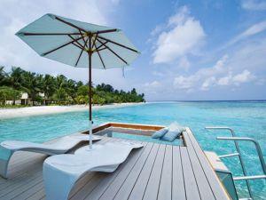 Свадебное путешествие на Мальдивы. Подарки молодоженам