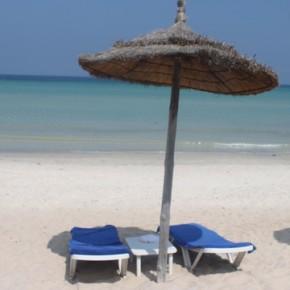 пляжи тунис