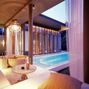 SALA Phuket SALA Pool Signature Outdoor Bath