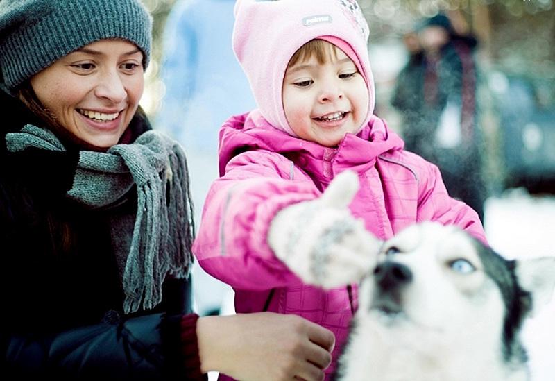 Для всей семьи: Зима по-карельски лайт